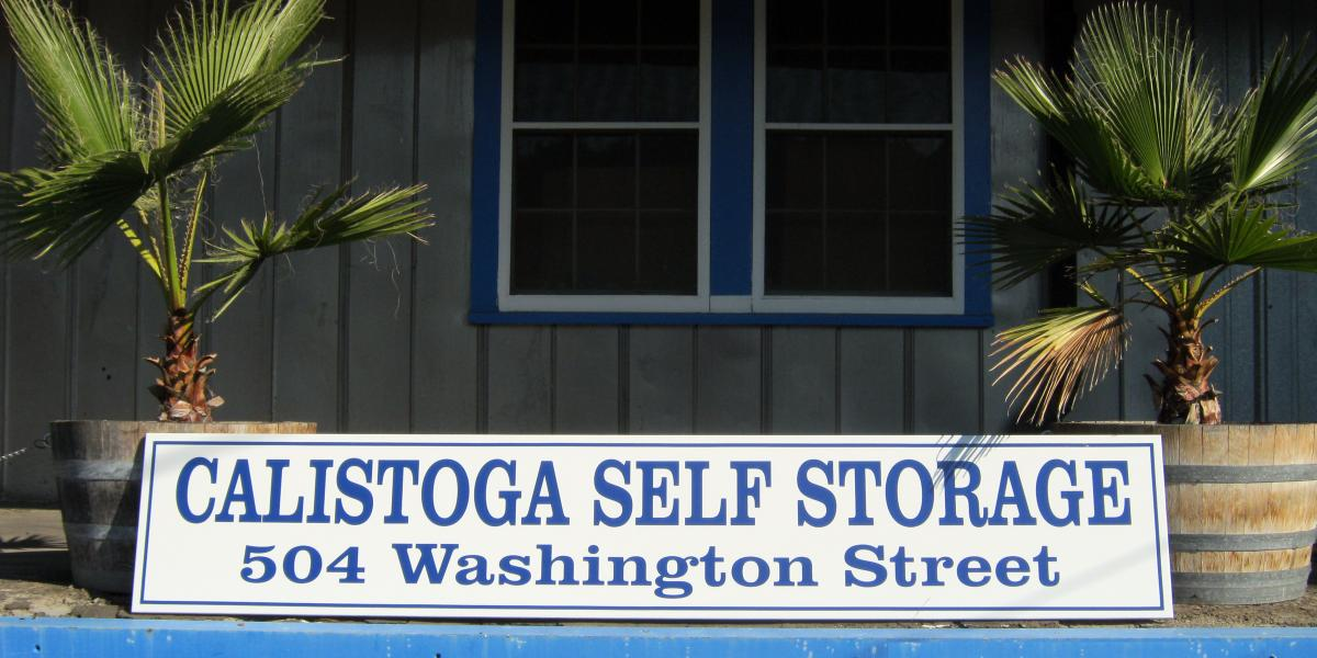 Calistoga Self Storage